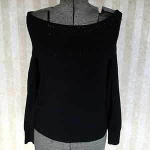 Lucy Perida Beaded Sweater